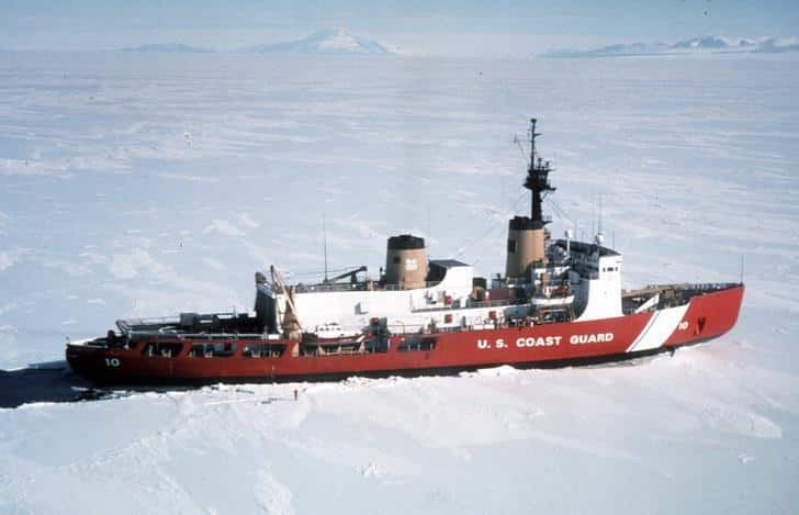 The US risks losing an Arctic Cold War