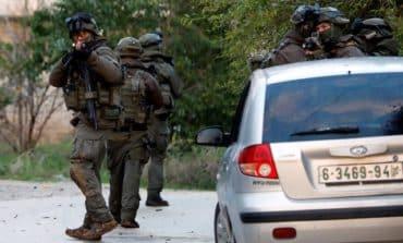 Palestinian gunman killed in Israeli raid in West Bank (Updated)