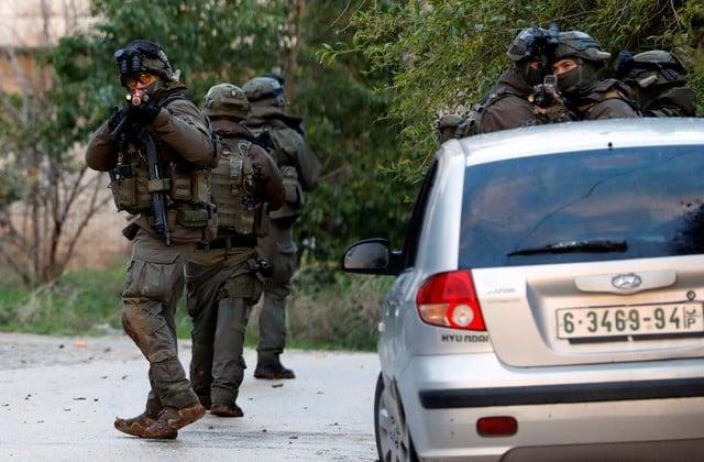 Israel Responds in Jenin to the Killing of Rabbin