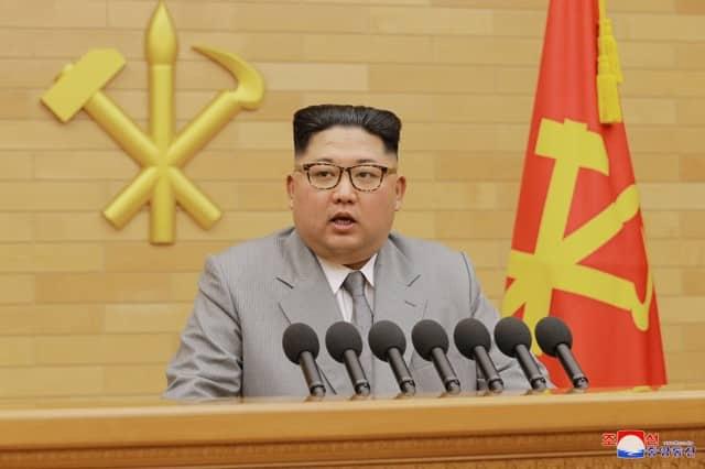 North Korea condemns U.S. sanctions, says blockade would be act of war