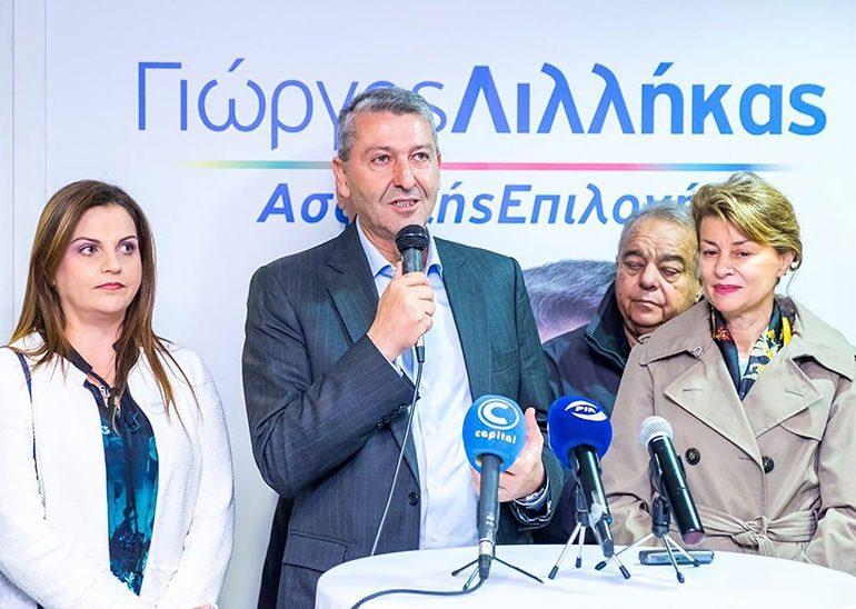 Lillikas says he wouldn't take post of minister for Anastasiades