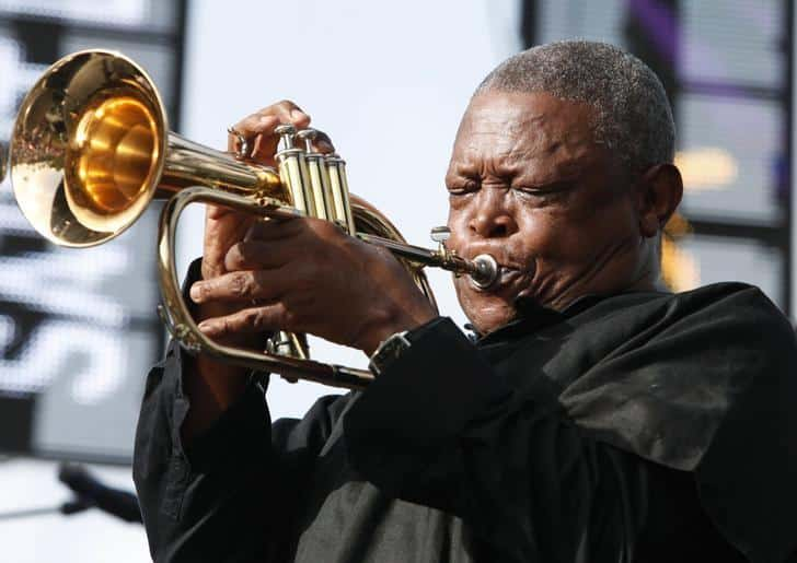 Father of South African jazz Hugh Masekela dies aged 78