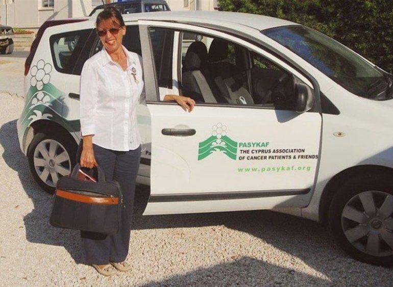 A minute with Rachel Grainger-Christou Pasykaf Homecare Nurse