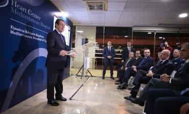 President praises health unity
