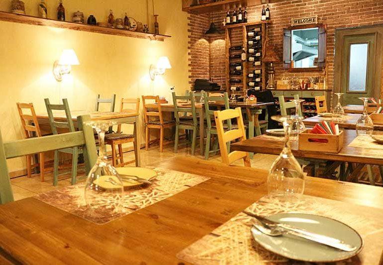 Restaurant Review: Napoli 1522, Paphos
