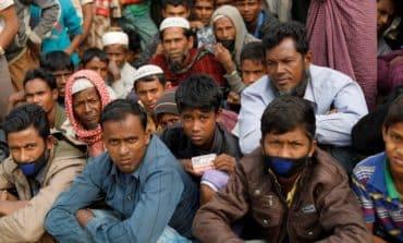 "Myanmar rejects ""false allegations"" in U.N. genocide report"