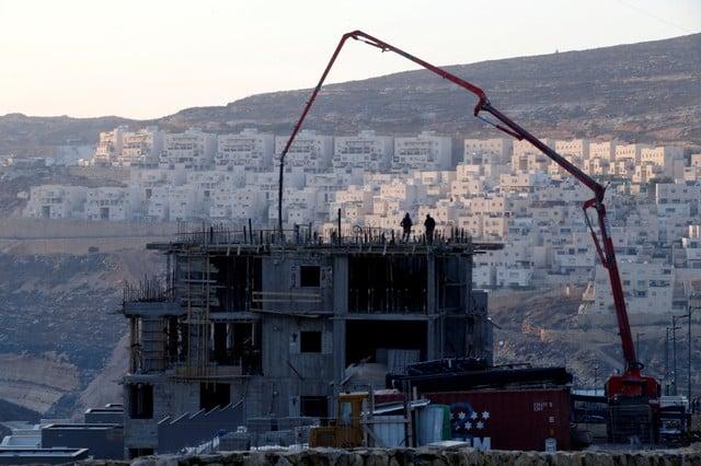 Israel approves hundreds of new settlement homes: NGO