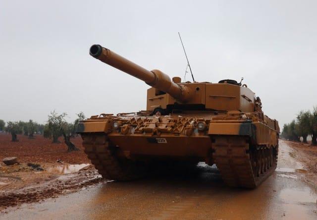 Turkey arrests over Syria operation social media posts reach 150