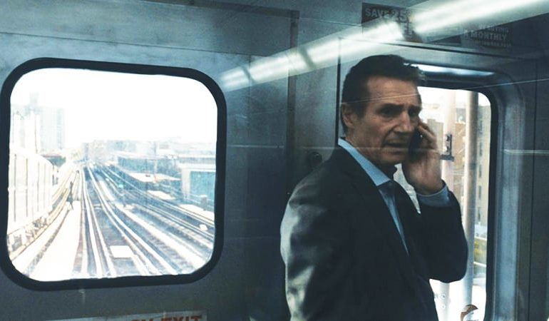 Film review: The Commuter ***