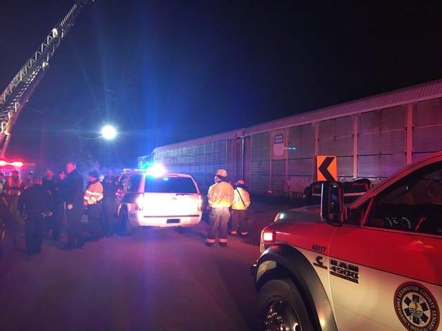 Two dead, 70 hurt in South Carolina train collision