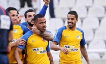 Apoel beat Omonia in big Nicosia derby