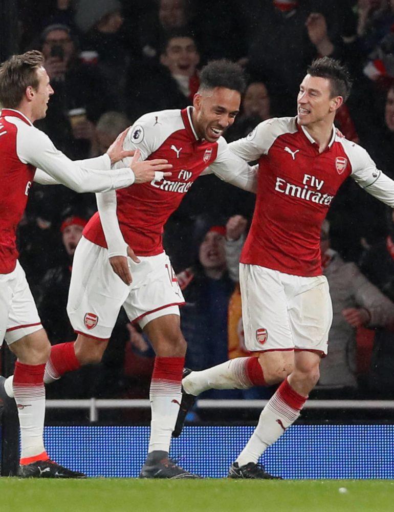 Arsenal face AC Milan in Europa League