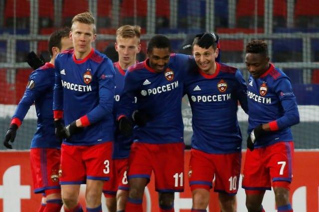 CSKA beat Red Star to reach Europa League last 16