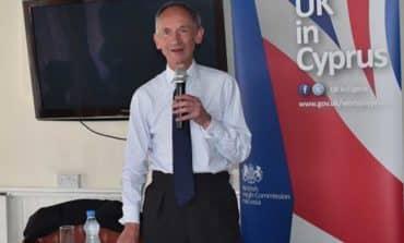 British High Commissioner gives reassurance over Brexit concerns