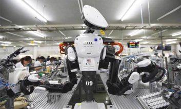 Jobs: Moravec's Paradox vs. AGI