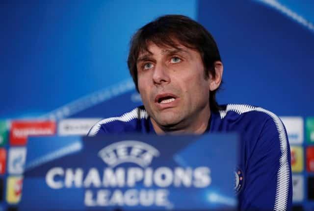 Conte has sleepless nights before Barca clash