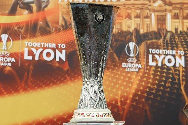 Europa League results