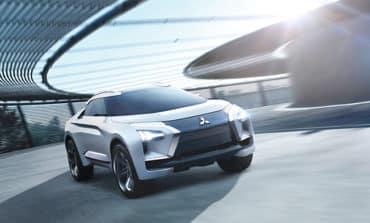 Double premiere for Mitsubishi in Geneva