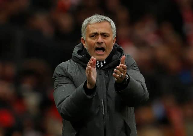 Mourinho out to end St James' Park curse