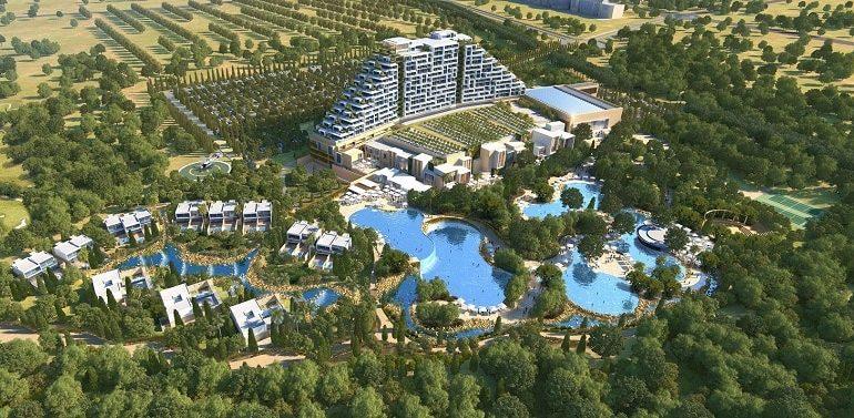 Casino groundbreaking to be held on June 8 in Limassol