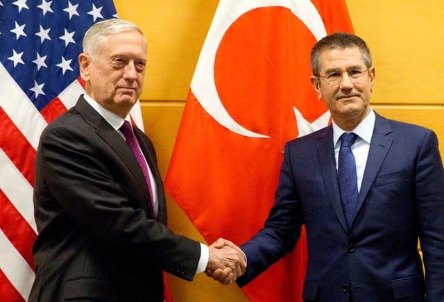 Turkey demands US expel Kurdish militia from anti-IS force