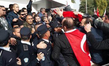 Levent and Afrika file suit against Erdogan in north court