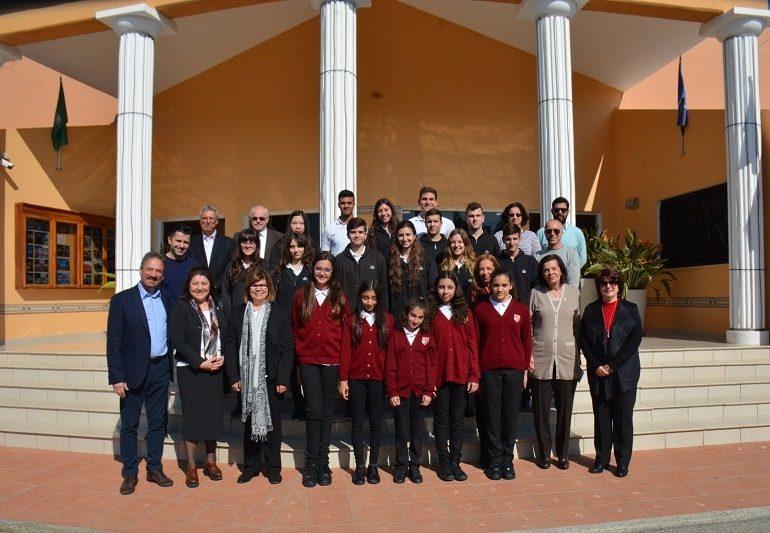 The Grammar School, Nicosia donates €14, 000 to the Cyprus Red Cross