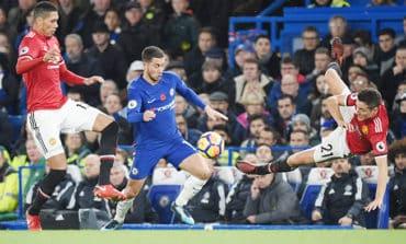 Man Utd host Chelsea in battle to be best of the rest