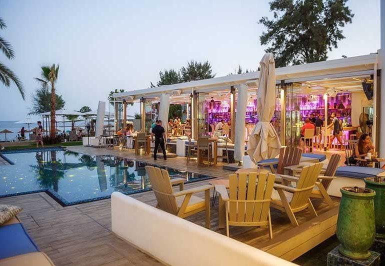 Bar review: Columbia Beach Bar, Limassol