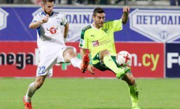Apollon take on AEK in top of the table clash
