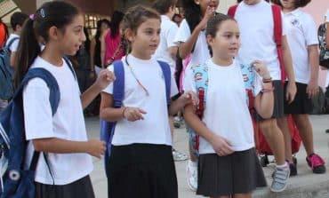 First graders to get a little bit bigger