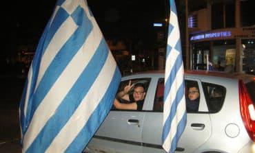 Police investigating after flag stolen from car