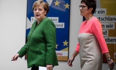 German conservatives urge shift to right asMerkelpicks cabinet