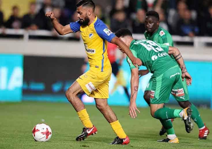 Apoel face Omonia in derby showdown