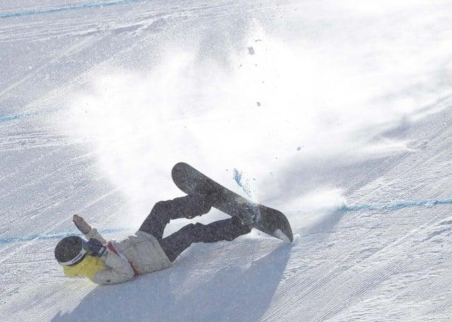 Icy winds wreak havoc at Pyeongchang games