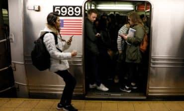 Agonising subway ride lands NY woman Worst Commute award