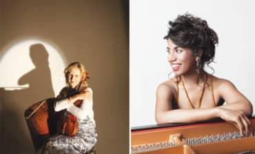 Viola and piano take centre stage