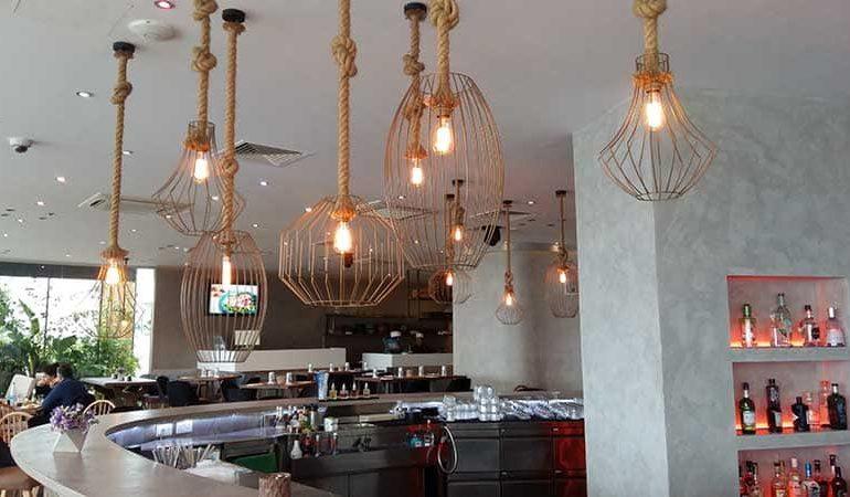 Restaurant review: Lush beach bar resto, Larnaca