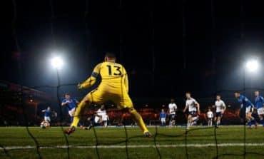 Rochdale earn last-gasp draw with Tottenham (QF draw)