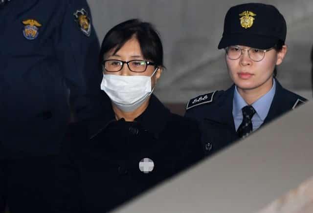 Ex-president's friend jailed for 20 yrs in S. Korea scandal