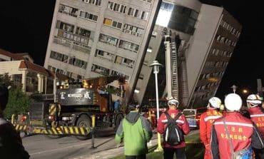 Two dead as 6.4 quake hits Taiwan (update 2)