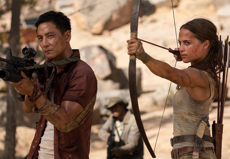 Film review: Tomb Raider **
