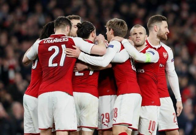 Wenger praises Arsenal resilience
