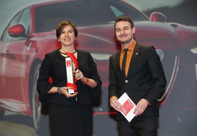 "Alfa Romeo Giulia and Abarth 595 named ""Best Car 2018"" by ""Auto Motor und Sport"" magazine"