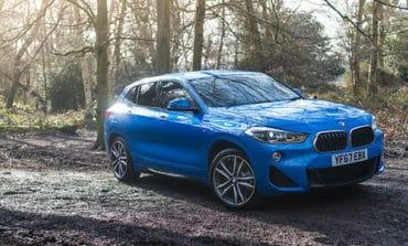 New BMW X2 arrives