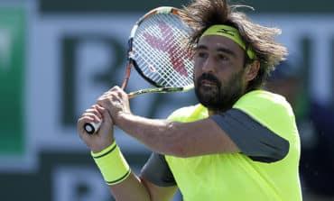 Baghdatis through in Indian Wells, Djokovic beaten