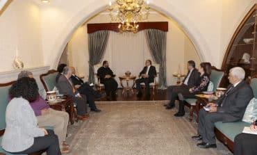 Akinci promises Maronites north moving ahead with return plans