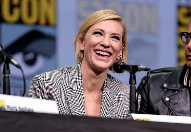 Cate Blanchett wasn't aware of allegations surrounding Woody Allen