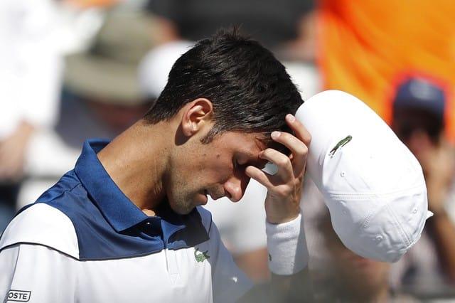 Djokovic slump continues in Miami