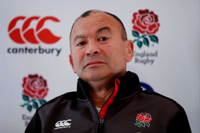 England coach Jones abused on train back from Scotland